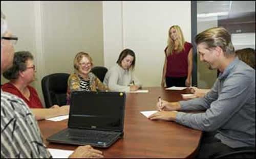 Cowork Space at Norplex Saskatoon